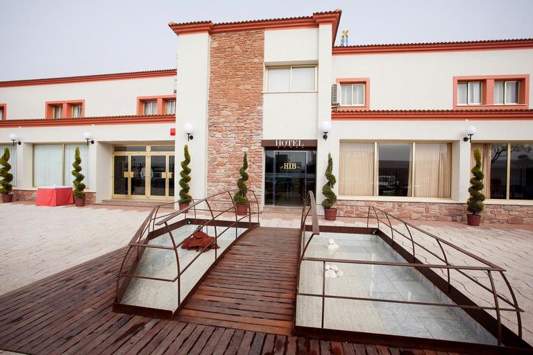 Hotel Ínsula Barataria, Ciudad Real