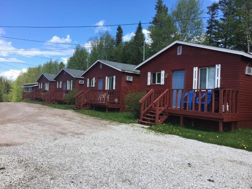 Lush's Cottages, Division No. 5