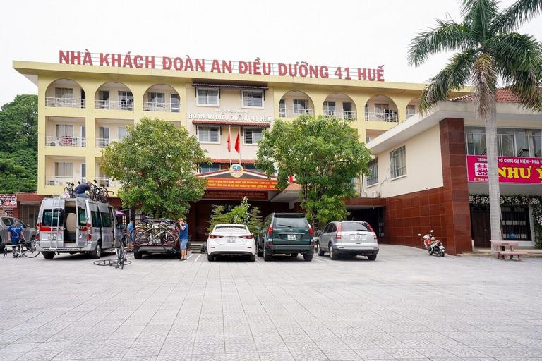 AD 41 Hotel, Huế