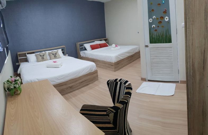 BC House and Hostel, Muang Samut Prakan
