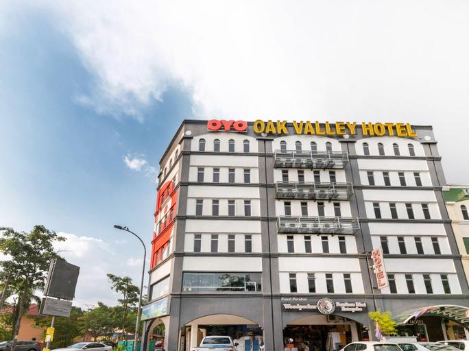 OYO 430 Oak Valley Boutique Hotel, Johor Bahru