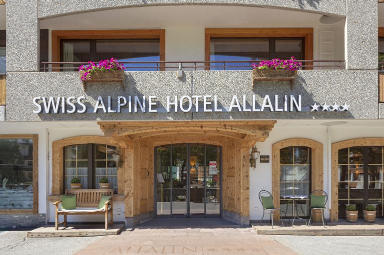 Swiss Alpine Hotel Allalin, Visp