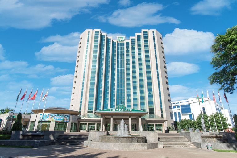 City Palace Hotel, Tashkent City