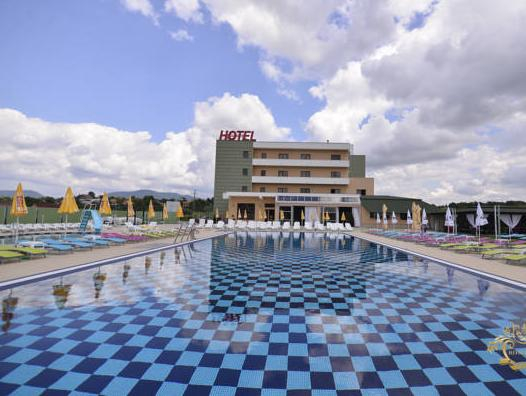 Hotel Romanita, Recea