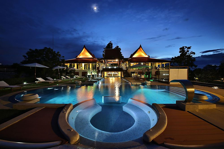 Baan Souchada Resort & Spa, Phatthana Nikhom