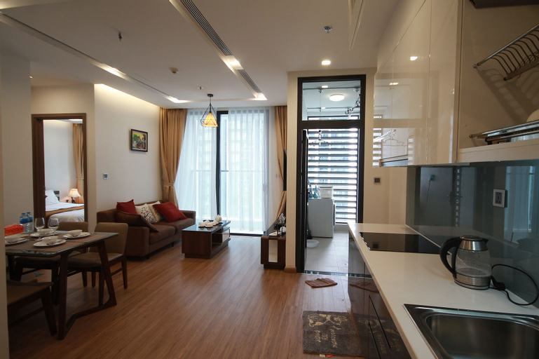 Bayhomes Metropolis Serviced Apartment, Ba Đình