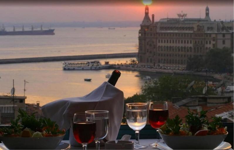 Sidonya Hotel, Kadıköy