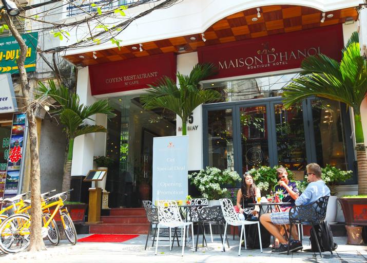 Maison D'Hanoi Boutique Hotel, Hoàn Kiếm