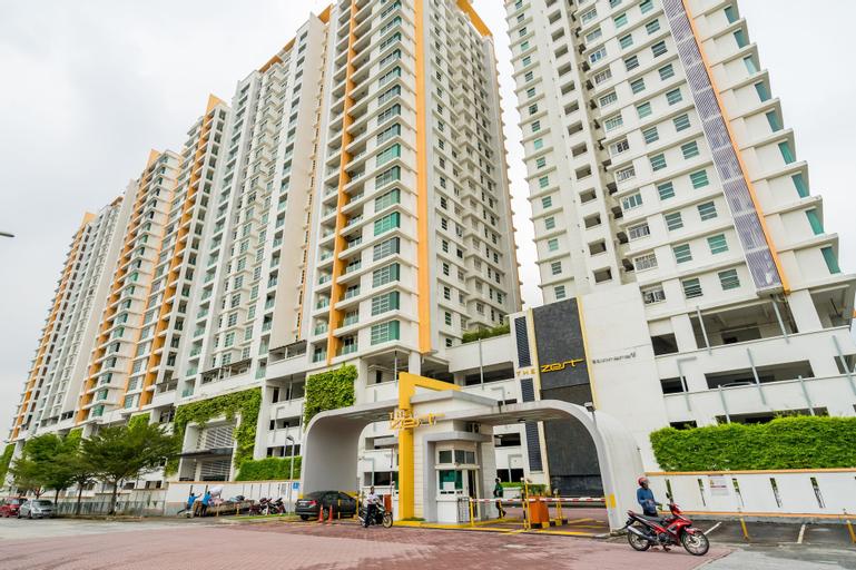 The Zest Kinrara by Plush, Kuala Lumpur