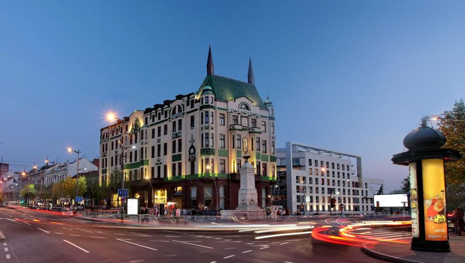 Hotel Moskva, Palilula