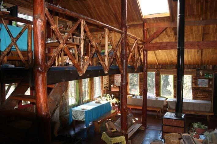 Cabaña y Hostal Salamandras, Coihaique