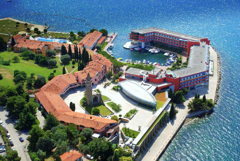 Hotel Vile Park, Piran