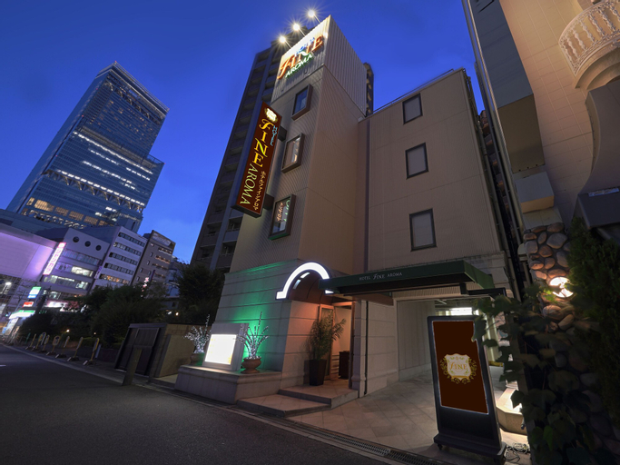 Hotel Fine Aroma Tennoji - Adults Only, Osaka