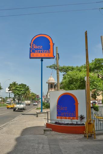 Hotel Báez Carrizal, Centro