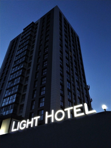 Light Hotel, Dnipropetrovs'ka