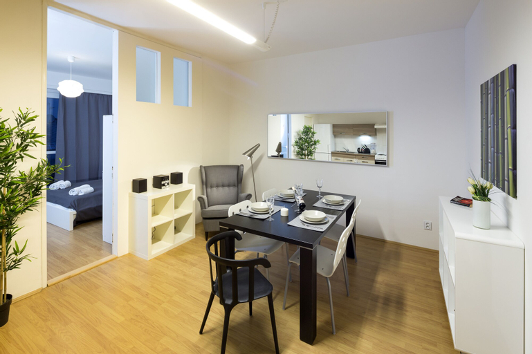 New Town - Apple Apartments, Praha 1