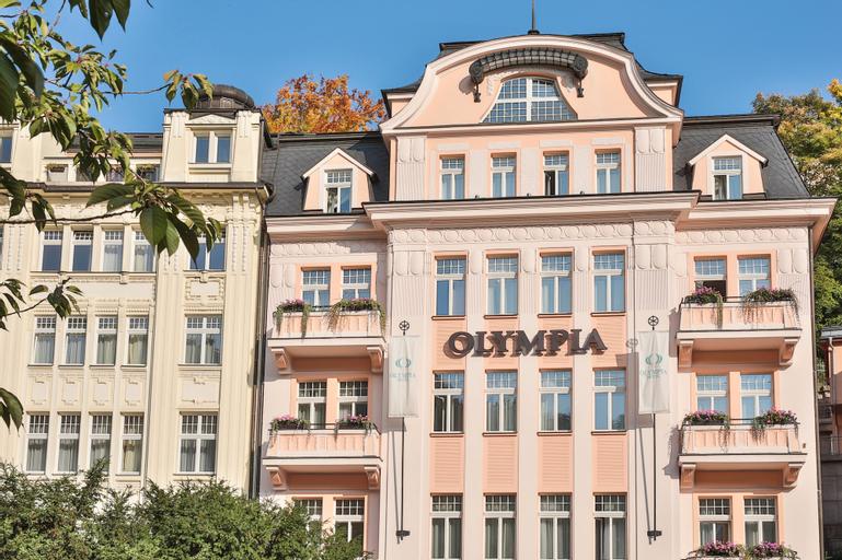 Superior Spa Hotel Olympia, Karlovy Vary