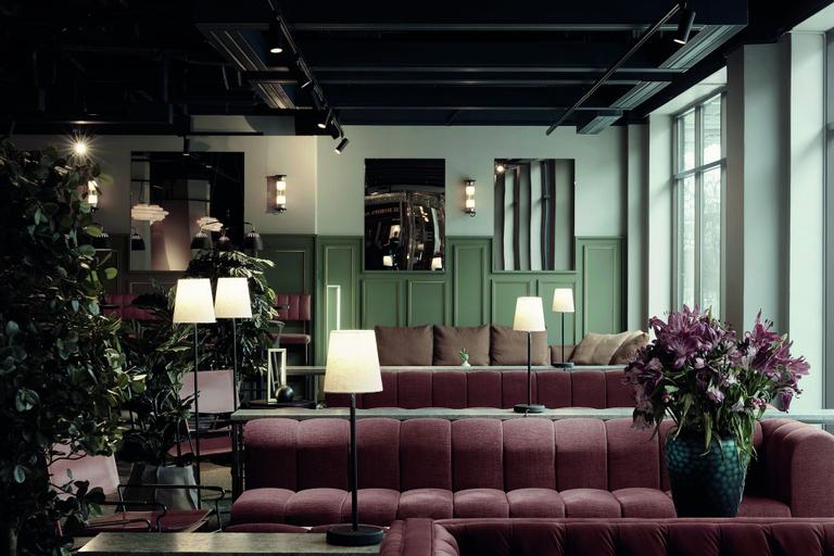 Elite Palace Hotel, Solna