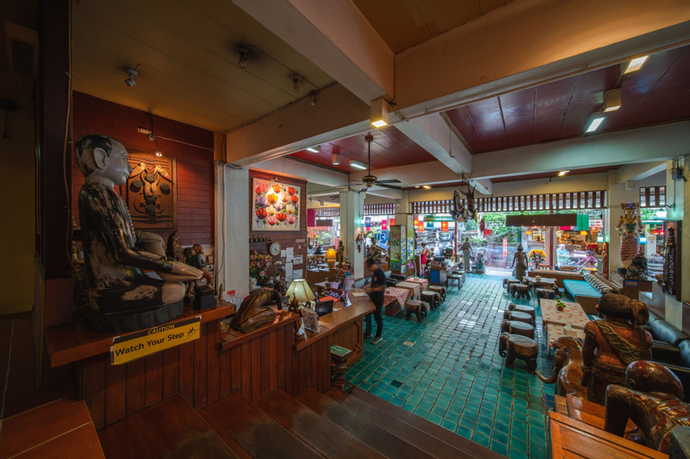 Wild Orchid Villa, Phra Nakhon