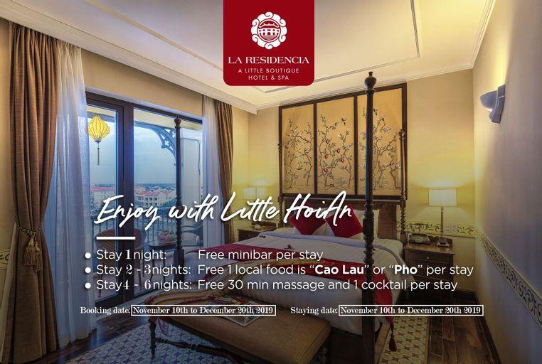 La Residencia. A Little Boutique Hotel & Spa, Hội An