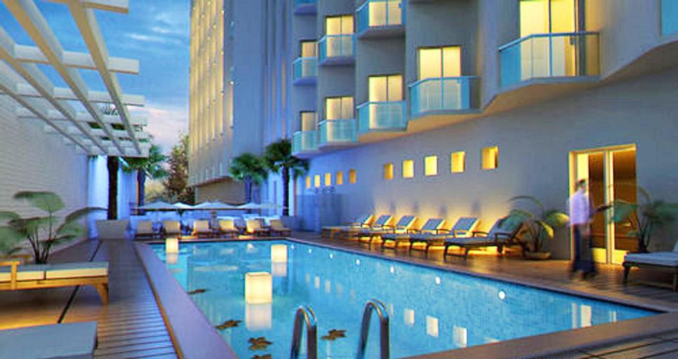 Hôtel New Day, Kouba