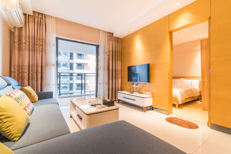 Yujia Aparthotel (Zhongshan Lihe Square Branch), Zhongshan