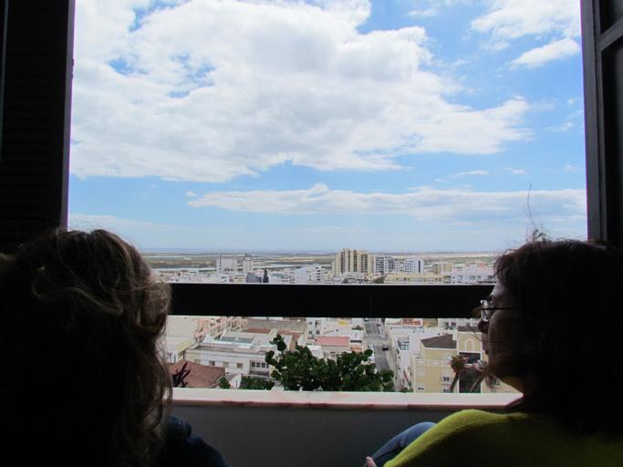 In Faro with Sea View, Faro