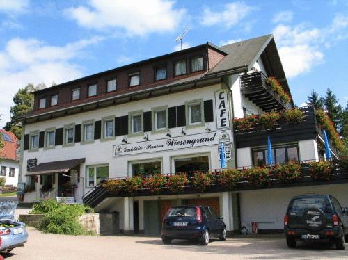 Verwohn-Pension Wiesengrund, Bayreuth