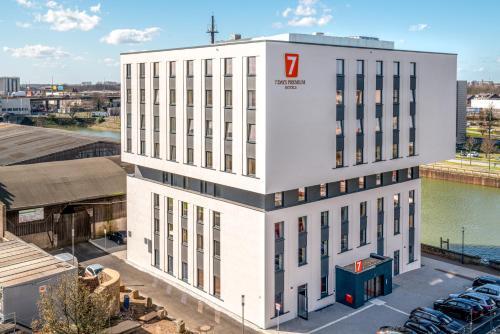 7 Days Premium Hotel Duisburg - City Centre, Duisburg