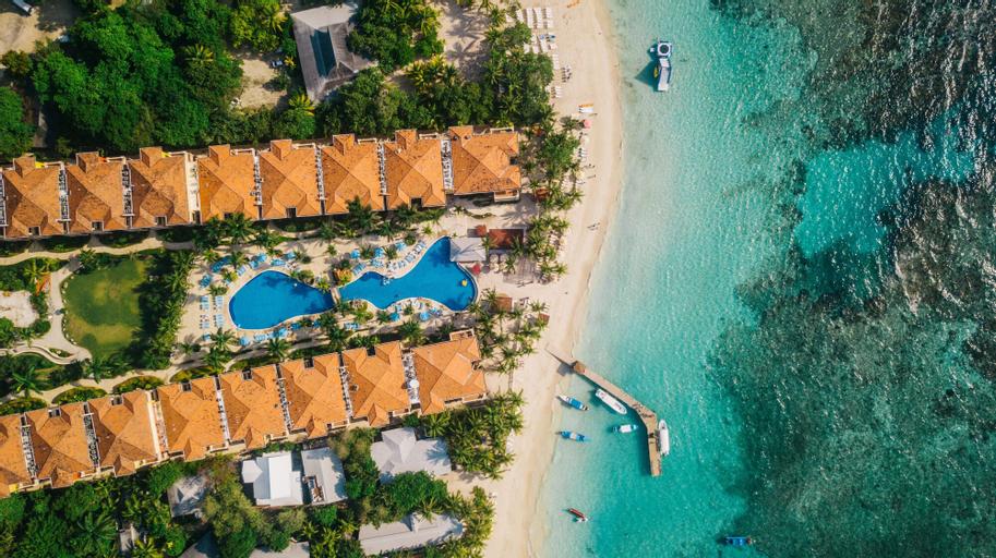Infinity Bay Spa & Beach Resort, Roatán