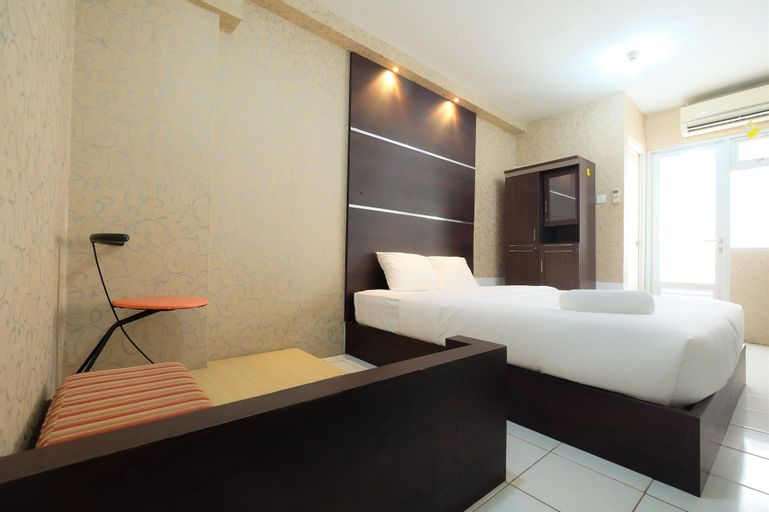 Homey Studio at Gading Nias Apartment near Mall Kelapa Gading, North Jakarta