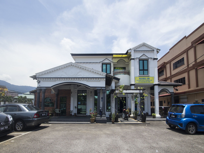Maxwell Inn Boutique Hotel, Larut and Matang