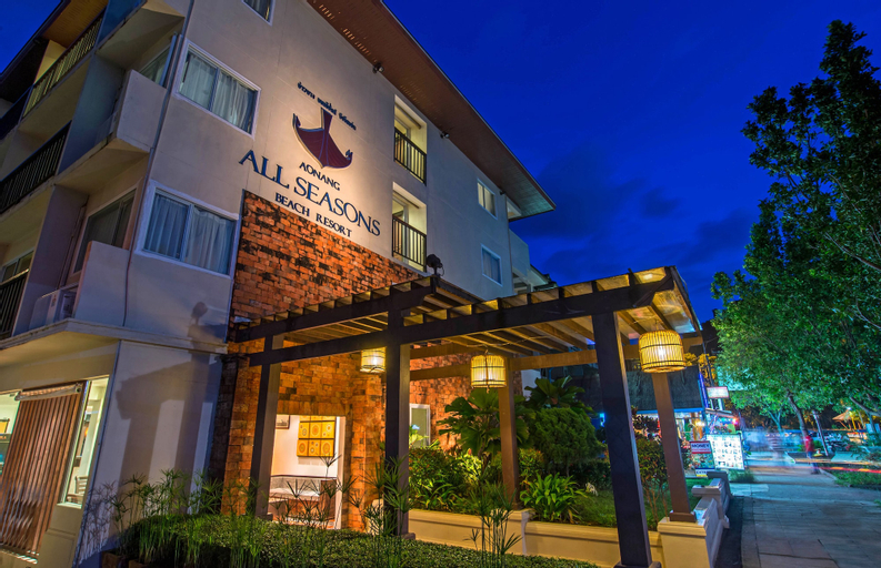 Aonang All Seasons Beach Resort, Muang Krabi