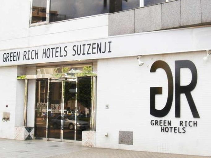 Green Rich Hotel Suizenji, Kumamoto
