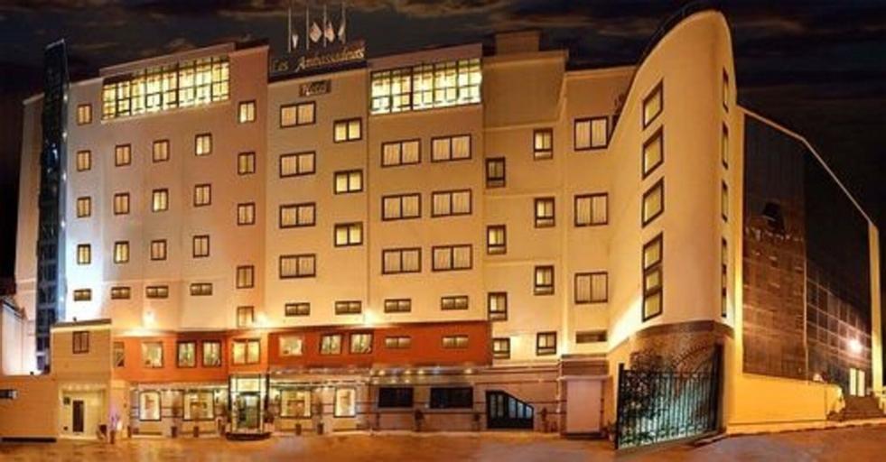 Hôtel les Ambassadeurs, Oran