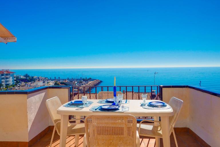 Amazing Seaview Apartment, Barcelona