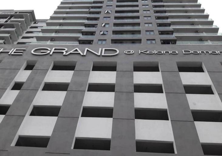 Paris Dream at The Grand SOFO, Kuala Lumpur