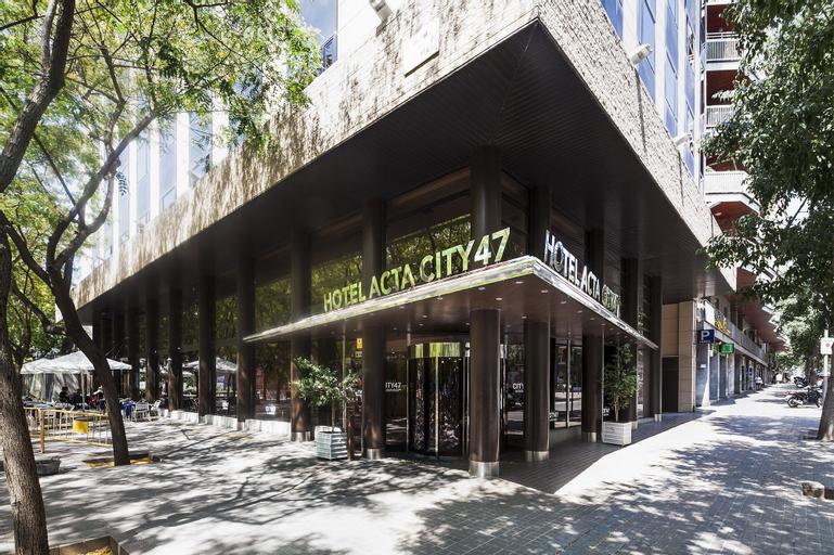Acta City 47 Hotel, Barcelona