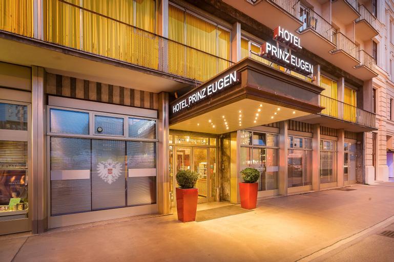Novum Hotel Prinz Eugen Wien, Wien