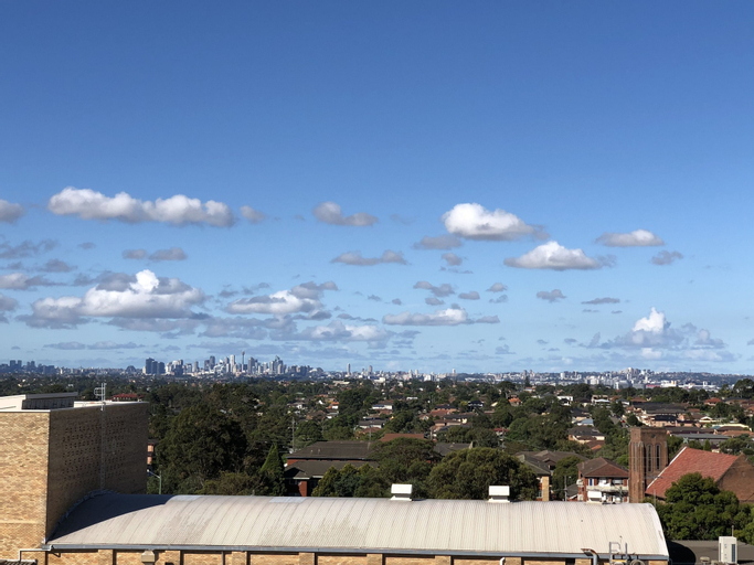 New Apartment with city view, Hurstville