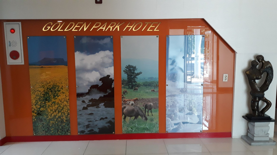 Golden Park Hotel, Jeju