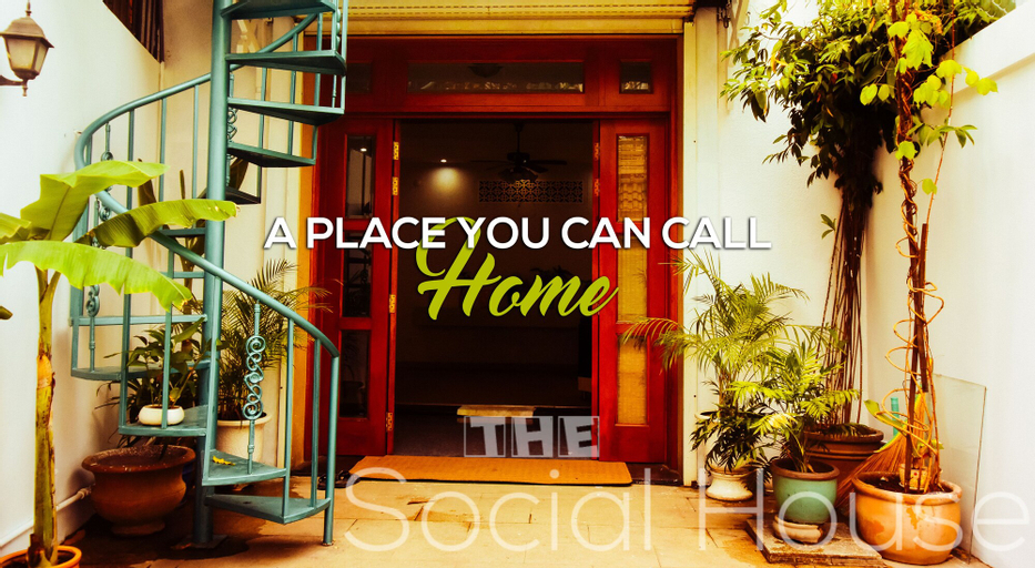 The Social House - City Villa, Phú Nhuận
