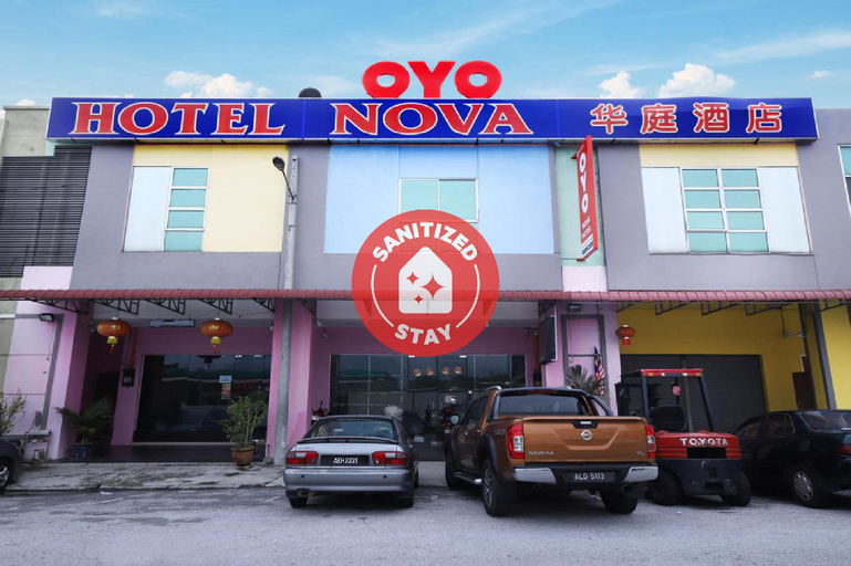 OYO 43934 Nova Hotel, Kinta