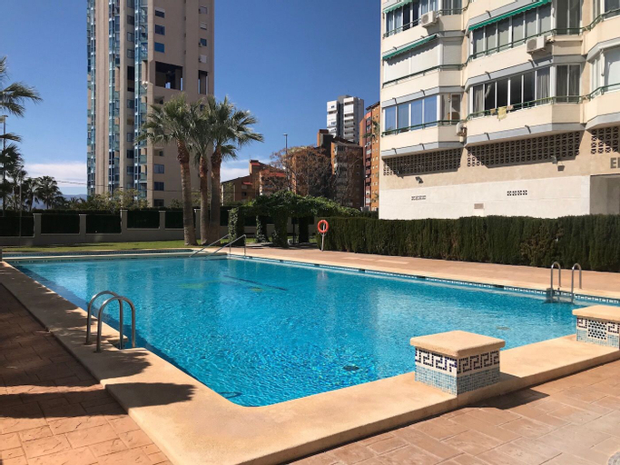 Apartment in Poniente Beach, Alicante