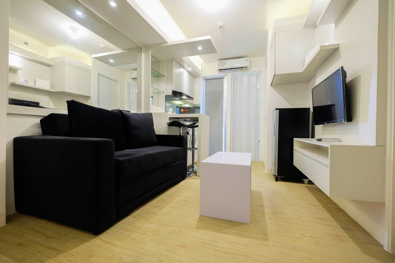 Spacious 2BR Apartment Connected to Bassura City Mall, East Jakarta
