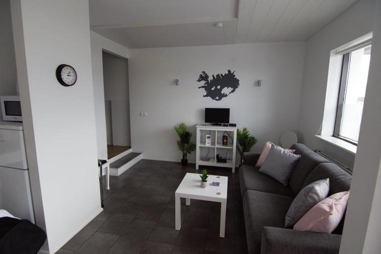Egils Studio Apartments, Borgarbyggð