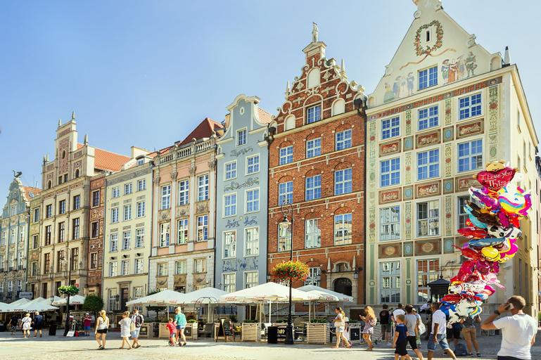 IBB Hotel Dlugi Targ, Gdańsk City