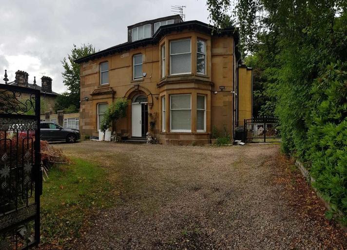 Broadstone House near Glasgow Airport, Renfrewshire