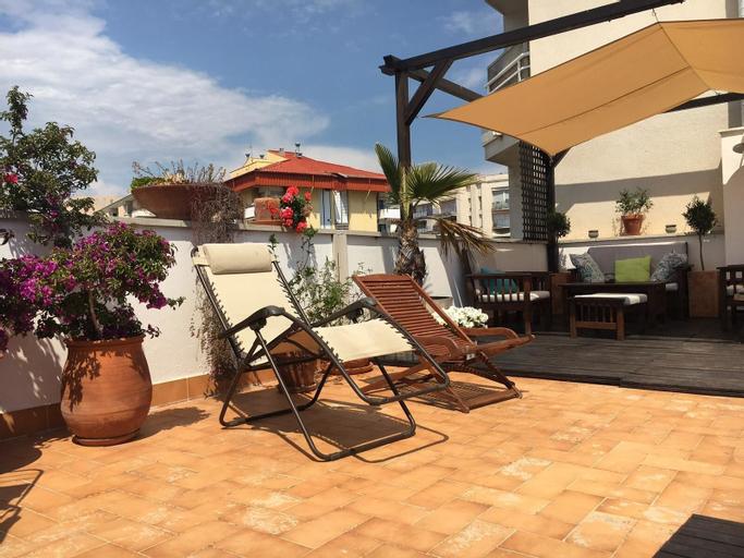 Luxury Duplex with terrace, Barcelona