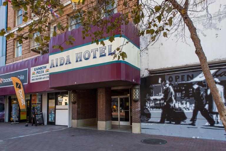 Aida Plaza, San Francisco